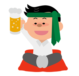 お酒は飲むなら適量をイメージ