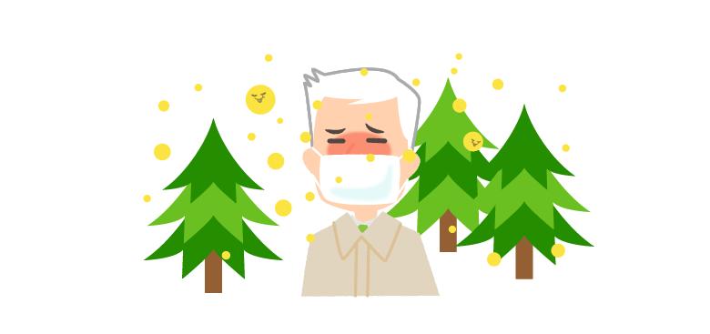 私も実践している花粉症対策