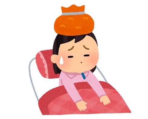 麻疹の症状 回復期